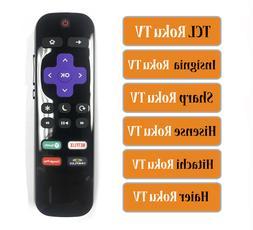 Remote for TCL/SANYO/ Hisense/ Philips/ Hitachi/ RCA and Mor