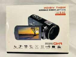 new video camcorder night vision digital video