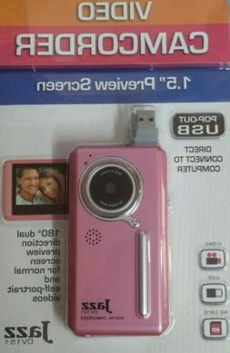 NEW Jazz Video Camcorder Recorder Camera Photo