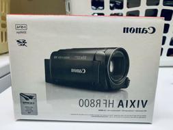 New Canon Vixia HF R800 Camcorder - Black