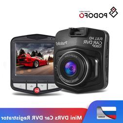 Podofo Newest Mini DVRs Car DVR GT300 Camera <font><b>Camcor
