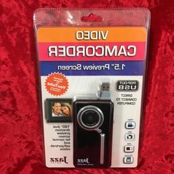 NIP Jazz Video Camcorder - Black - DV151 Camera