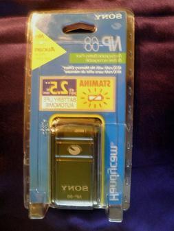Sony NP-68 Ni-CD Battery 6v 1800 mAh - new old stock Handyca