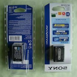 Sony NP-FH100 Li-Ion Camcorder battery original oem battery