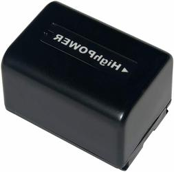 NP-FV5 Plus Battery Rechargeable 3.7V 2000mAh for Sony and o