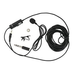 JJC Omnidirectional Lavalier Microphone For Camera camcorder