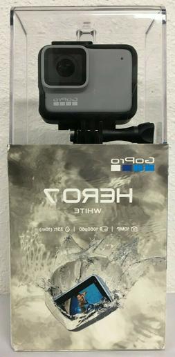 OPEN BOX GoPro Hero7 White HD Waterproof Action Camera - Whi
