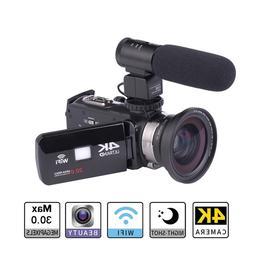 Original Action Camera Ultra HD 4K WiFi Remote Control Sport