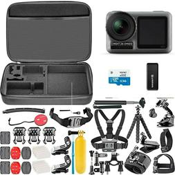 DJI Osmo Action Cam 4K Camera with Dual Screen display - New