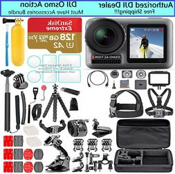 DJI OSMO Action Camera Super Bundle Must Have Accessories! 1
