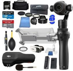 Dji Osmo + Plus Full Gear Bundle + 32gb Memory + Filter Kit