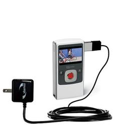 Gomadic High Output Home Wall AC Charger designed for the Pu
