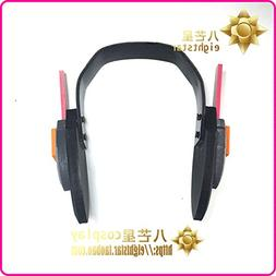 OW D.Va dva cos headset Cosplay Prop