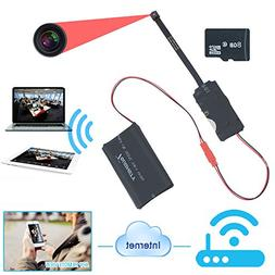 Toughsty™ 8GB 720P HD P2P Mini Wifi Hidden Camera Motion A