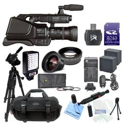 Panasonic AG-AC8PJ AVCCAM HD Shoulder-Mount Camcorder With C