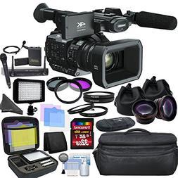 Panasonic AG-UX90 4K/HD Professional Camcorder with CINEMAGI