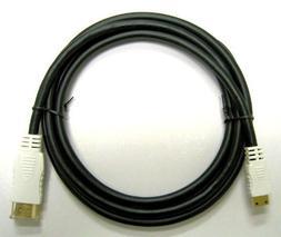 Professional Panasonic DMC-GH1K Camera Mini-HDMI to HDMI cab