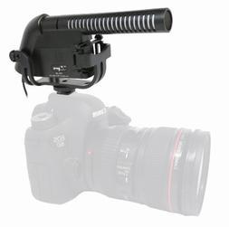 Canon VIXIA HF G20 Camcorder External Microphone XM-40 Profe