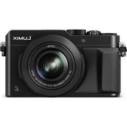 Panasonic Lumix DMC-LX100 Digital Camera - Black