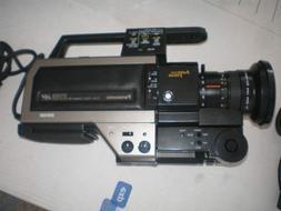 Panasonic WV-3240 Pro Line w/ AG-2400 VHS Portable Recorder