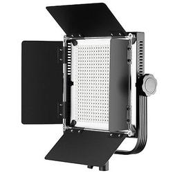 Neewer 40W 576pcs LED Panel Dimmable Bi-color LED Video Ligh