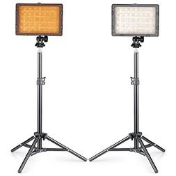 Neewer Photo Studio CN-216 LED Lighting Kit for Canon, Nikon