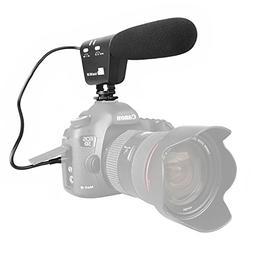 Pixel MC-50 High Sensitivity Photography Interview Shotgun M