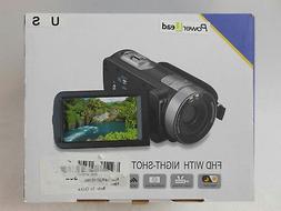PowerLead PL301 HD Camcorder