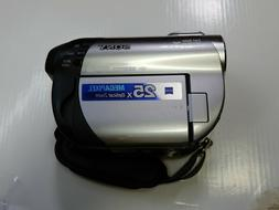 PLEASE READ FIRST - Sony Handycam DCR-DVD308 SILVER Camcorde