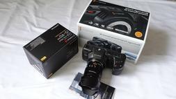 pocket cinema camera 4k with panasonic 12