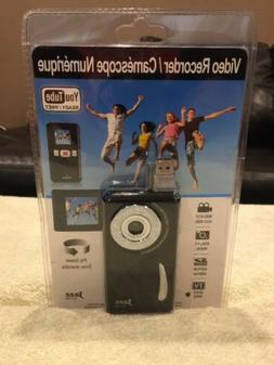 Jazz Pocket DV150 Digital Camera/Camcorder with 640 x 480