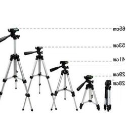 Portable Aluminum Camera Camcorder Tripod Stand Monopods Hol