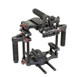 HOT SALE! FILMCITY Power Camera Cage for Canon Sony Panasoni