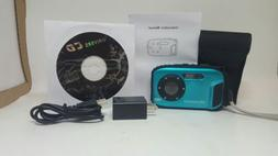 PowerLead BP88 5mp Underwater 9 Mega 8x Zoom Digital Camera-