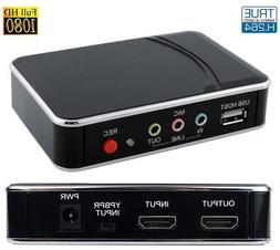 Premium Stand Alone Digital HDMI HD Componet Video DVR 1080p