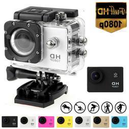 Pro Action Camera 4K 1080P Camcorder Waterproof Sport Video