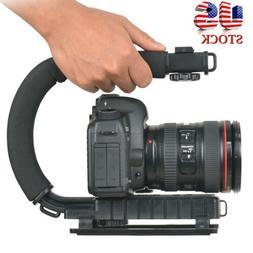 Pro Video Stabilizer Camera DSLR Handle Grip Rig Steadicam G