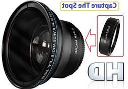 Professional Hi Def MK III Outstanding Fisheye Lens for Cano