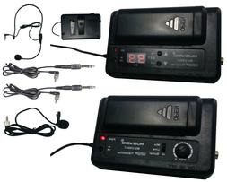 MUSYSIC Professional UHF Wireless Microphone System for Guit