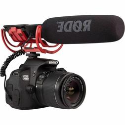 Professional Rode VIDEOMIC Camera Mounted Microphone for Can