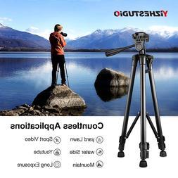 Yizhestudio Protable Camera Tripod for phone Canon Nikon <fo