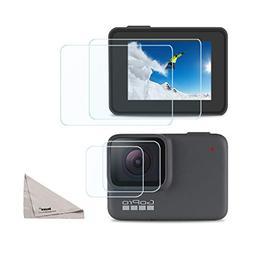 Deyard Screen Protector for GoPro Hero 7 White GoPro Hero 7