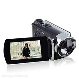 "PowerLead Puto PLD001 2.7"" LCD 1080P Full HD DV Camera Camco"