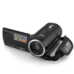 PowerLead Puto PLD010 720P 16MP Digital Video Camcorder Came