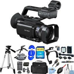 Sony PXW-X70 Professional XDCAM Compact Camcorder PRO BUNDLE