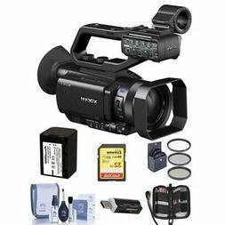 """Sony PXW-X70 XDCAM Hand-Held Camcorder, 1"""" Exmor R CMOS Sens"""