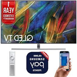 "Samsung QN55Q7F 55"" 4K UHD Smart QLED TV + 1 Year Extended W"
