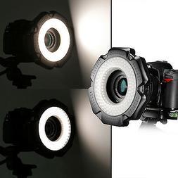 Neewer R-160 160 PCS 5600K 10W Mini LED Macro Ring Light for