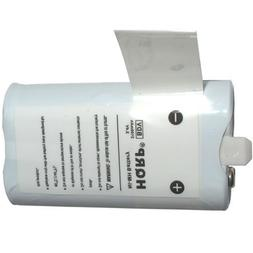 HQRP Rechargeable NiMH Battery for Flip Video ABT1W U11204 U