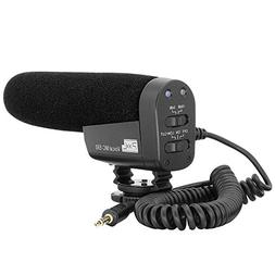 PIXEL Professional Recording Interview Video Microphone MC-5